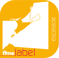 Label Escalade FFME