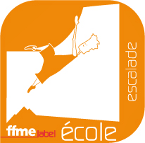 Label Ecole d'Escalade FFME